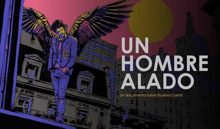 """Escuchá cómo se hizo """"Un Hombre Alado"""", el nuevo documental de Gustavo Cerati - Radio Cantilo"""