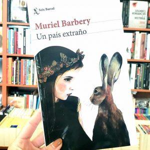 """#LosLibrosDeAle: """"Un País Extraño"""" de Muriel Barbery"""