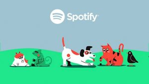 Spotify presentó su nueva función exclusivamente para tus mascotas
