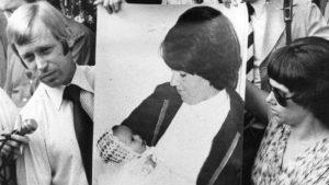 La bebé Azaria Chamberlain y un caso que tardó 32 años en resolverse