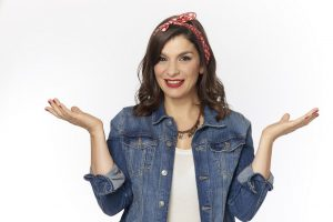 Dalia Gutmann, la voz de Dab-Dab en Dolittle