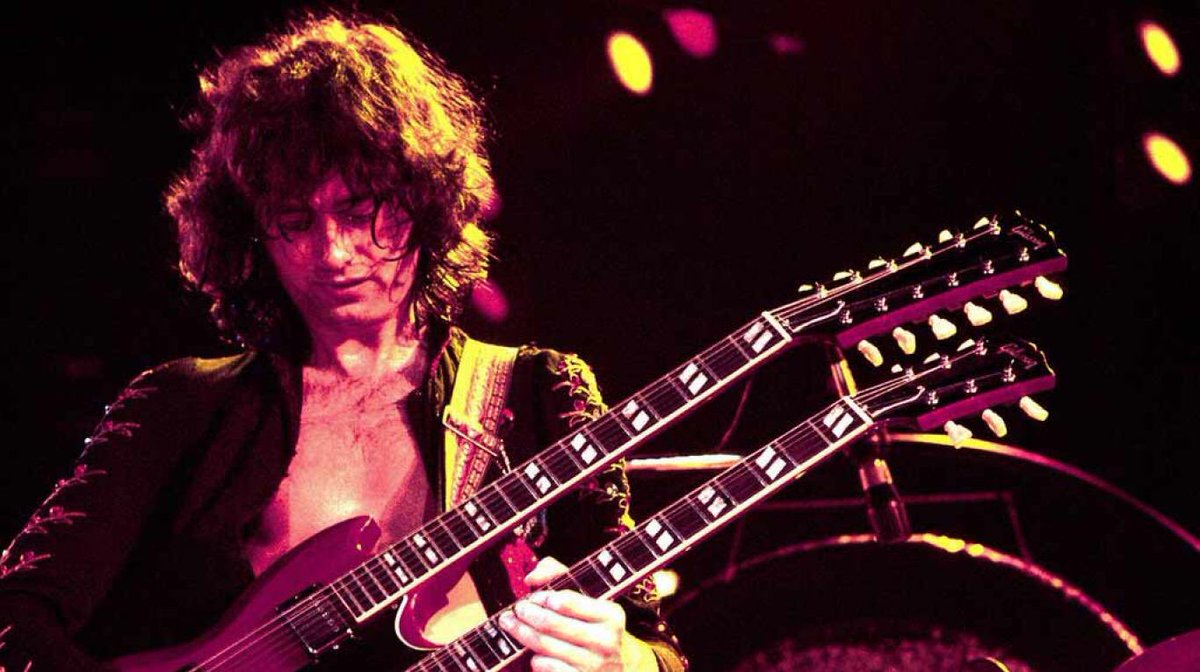 ¡Feliz cumple, Jimmy Page! - Radio Cantilo