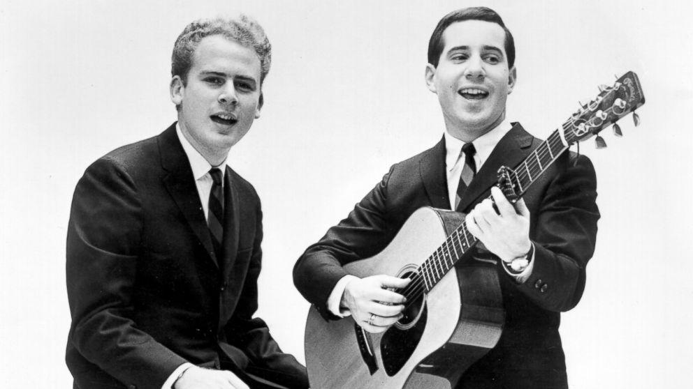 Escuchá al grabación que se publicó de Simon & Ganfurkel - Radio Cantilo