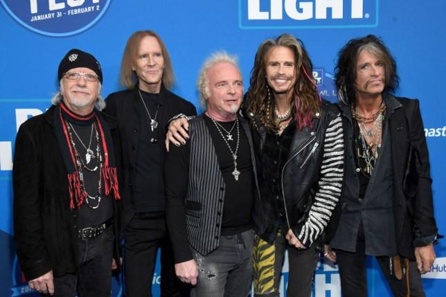 ¡Se pudrió todo entre los miembros de Aerosmith! - Radio Cantilo