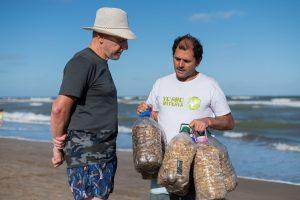Playas libres de humo: la tendencia que revolucionó a Pinamar