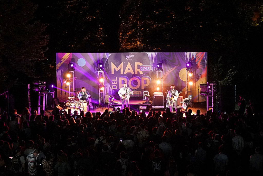 Escuchá lo que se viene en el Festival Mardelpop 2020 - Radio Cantilo