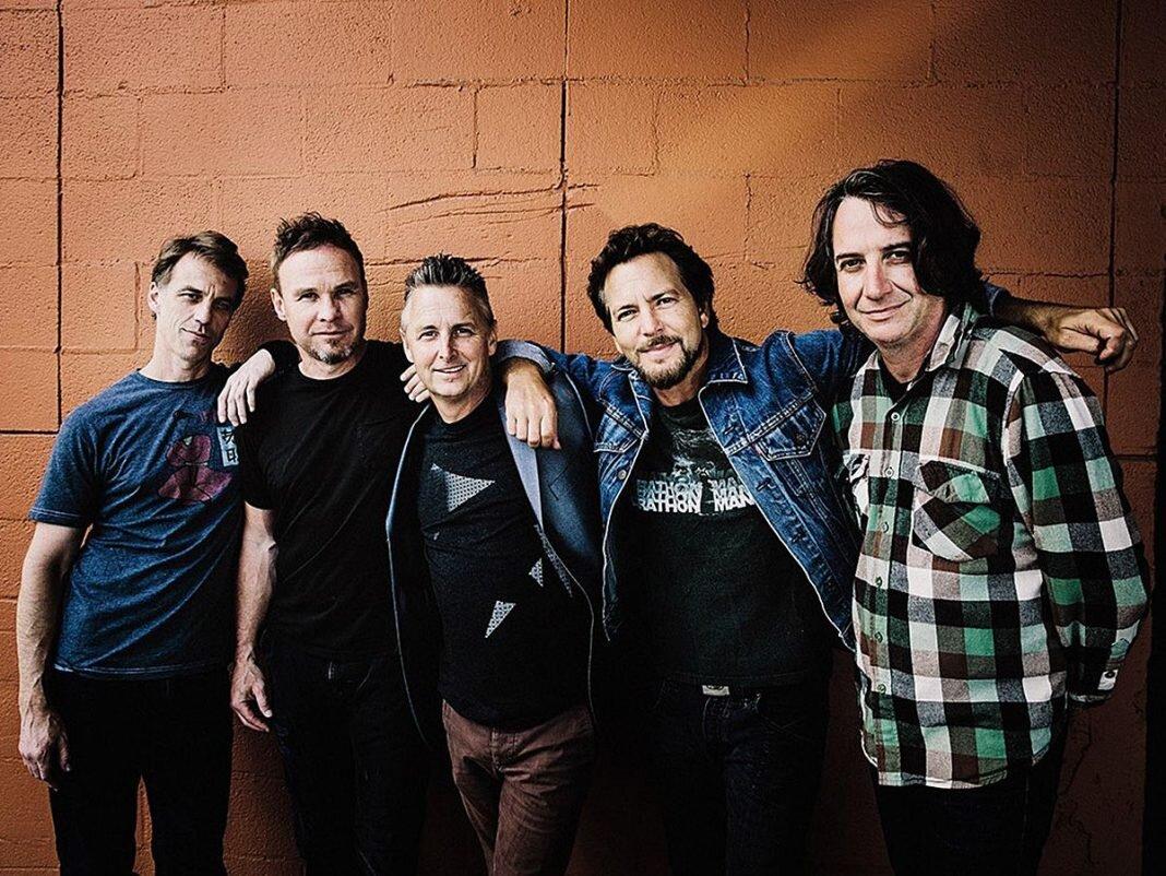 Pearl Jam lanzará su undécimo disco de estudio - Radio Cantilo