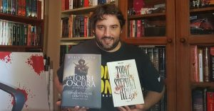 Ariel Bosi, el coleccionista de Stephen King, habló de The Outsider