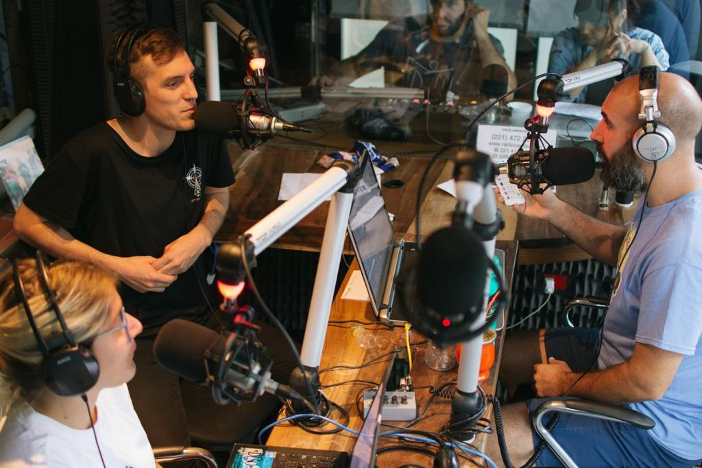 """Así arrancó el año para """"El Beat"""" - Radio Cantilo"""