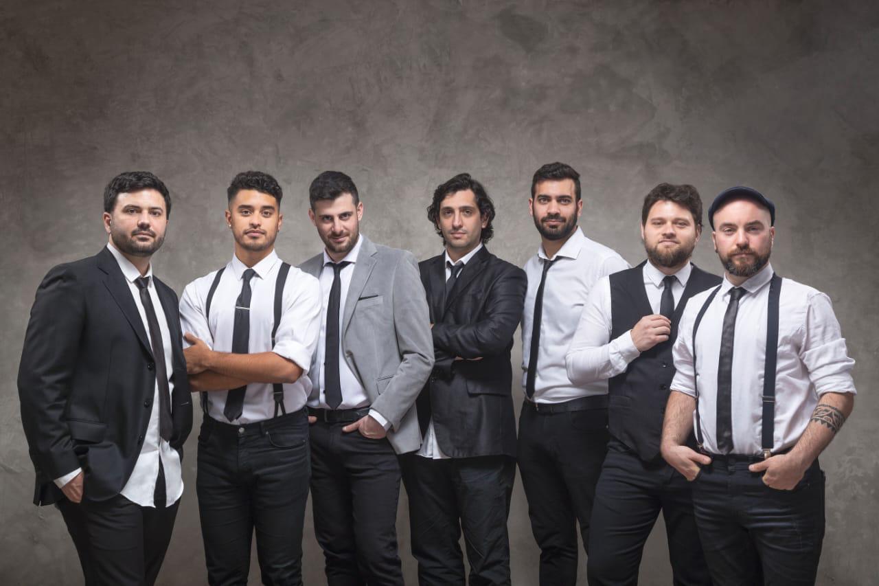 Divina Tanguedia se puso Elegante Sport - Radio Cantilo