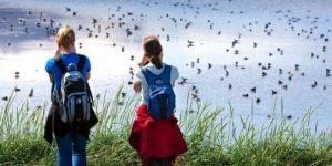 Florestanía, el colectivo feminista de observadores de aves