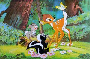 Disney hará una versión live-action de Bambi