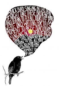 Canción con historia: Blackbird