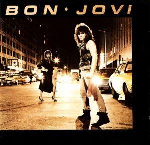 El álbum debut de Bon Jovi cumple 36 años