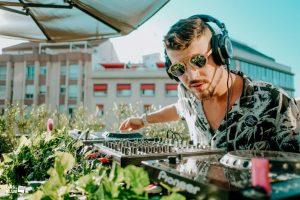 Un DJ argentino en el otro lado del mundo