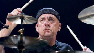 Neil Peart y un solo de batería con historia