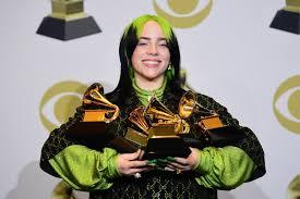 Grammy 2020: Billie Eilish y algunos ganadores más