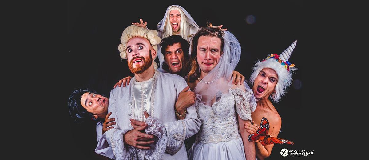 Los Bla Bla: una comedia de Teatro - Radio Cantilo