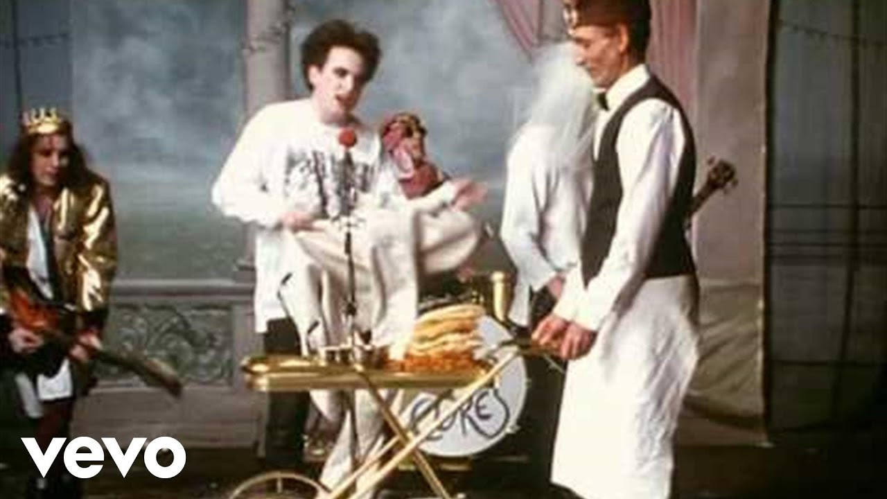 """""""Friday I'm In Love"""", The Cure lanzó merchandising especial para el Día de los Enamorados - Radio Cantilo"""
