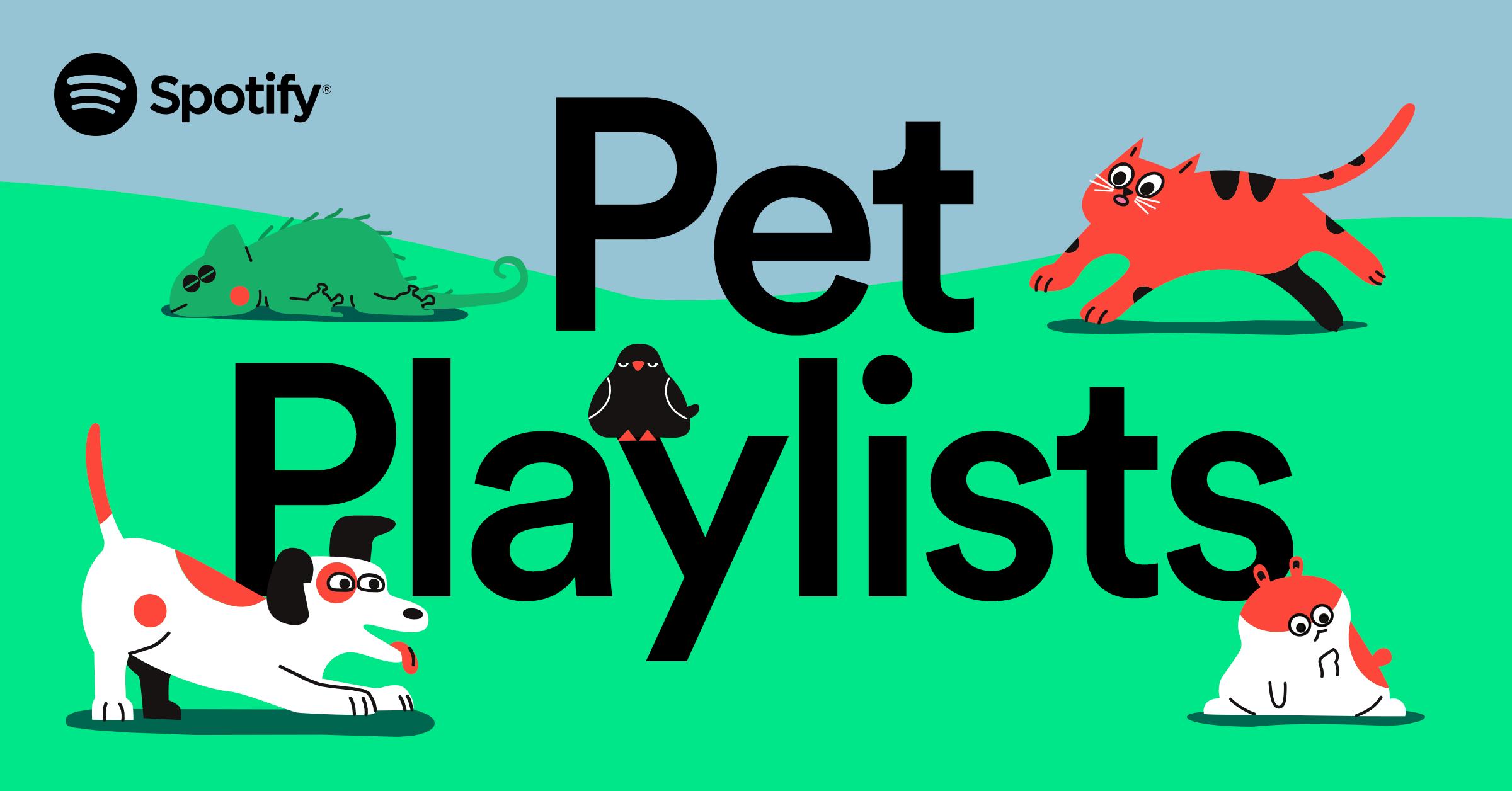 Spotify presentó su nueva función exclusivamente para tus mascotas - Radio Cantilo