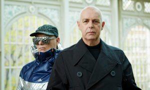 Los Pet Shop Boys volvieron al ruedo