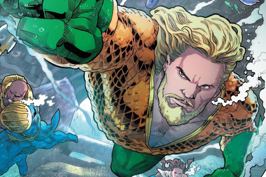 Aquaman regresará a la TV - Radio Cantilo