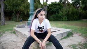 Taty Santa Ana y la búsqueda de la igualdad de género en el freestyle
