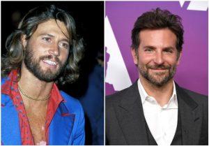 Bradley Cooper podría ser Barry Gibb en la biopic de los Bee Gees