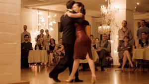 Domingo de danzas en Divina Tanguedia