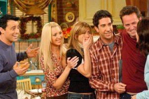 """Atención fans: ¡Hay un principio de acuerdo para el regreso de """"Friends""""!"""