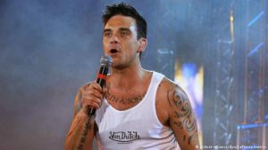 "Robbie Williams: Nacido para ""Entretener"""