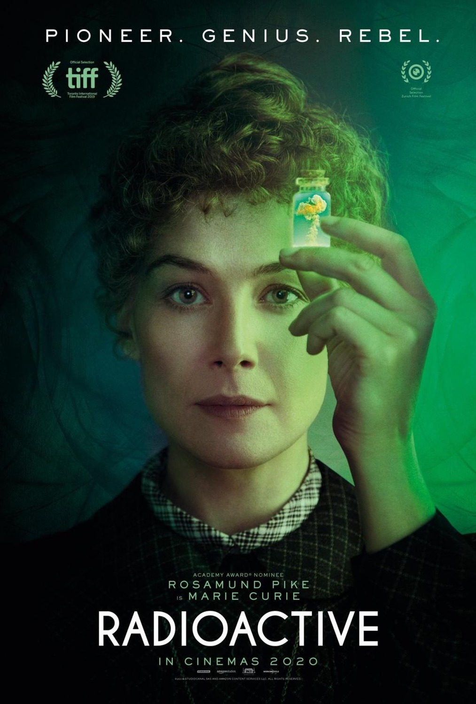 Radioactive: la cinta sobre Marie Curie estrenó su adelanto ...