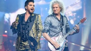 Queen y Adam Lambert coverearon a Led Zeppelin