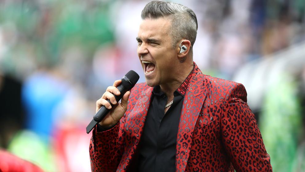"Robbie Williams: Nacido para ""Entretener"" - Radio Cantilo"