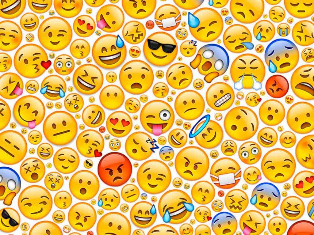 Mirá los emojis que llegarán a Whatsapp este año - Radio Cantilo