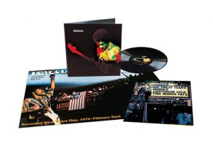 """Se viene una reedición de lujo por los 50 años de """"Band of Gypsys"""""""