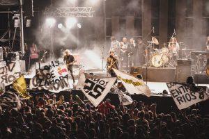 """Rock en Baradero: Día 1 – La """"Ceremonia del Verano"""" está en marcha"""