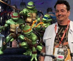 """Exclusivo: mano a mano con el dibujante y creador de """"Las Tortugas Ninjas Mutantes Adolescentes"""""""