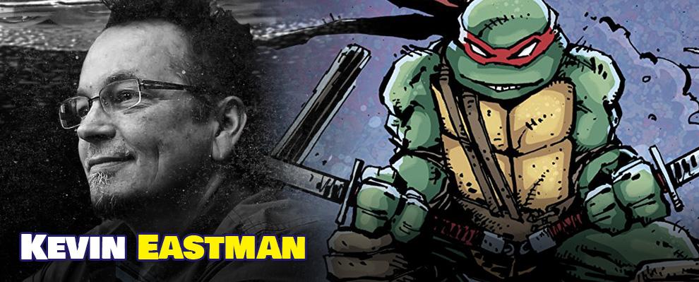 """Exclusivo: mano a mano con el dibujante y creador de """"Las Tortugas Ninjas Mutantes Adolescentes"""" - Radio Cantilo"""