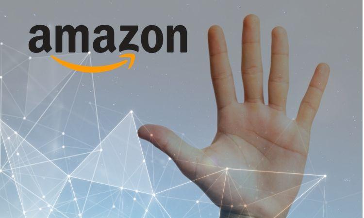 Amazon avanza con un proyecto para pagar las compras con la palma de la mano - Radio Cantilo