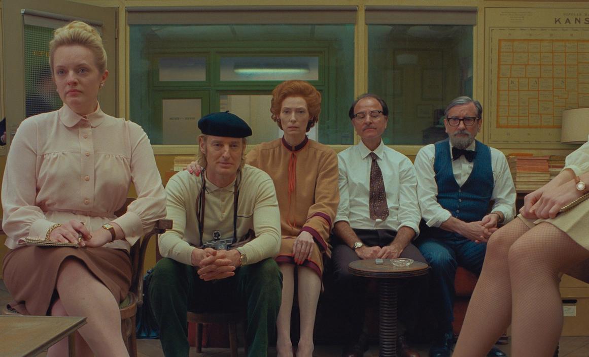 The French Dispatch: la nueva cinta de Wes Anderson presentó su primer tráiler - Radio Cantilo