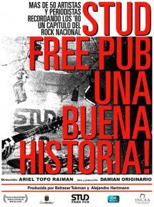 """""""Stud Free Pub"""", el documental que revive uno de los sitios emblemáticos del rock nacional"""