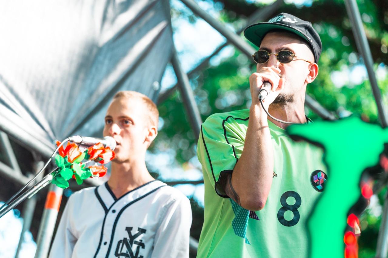 El Hip Hop también es Rock, ¿te quedan dudas? - Radio Cantilo
