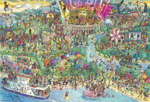 Desafío: ¿Cuántos músicos encontrás en esta imagen?