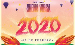 Festival Buena Vibra 2020: cronograma de artistas