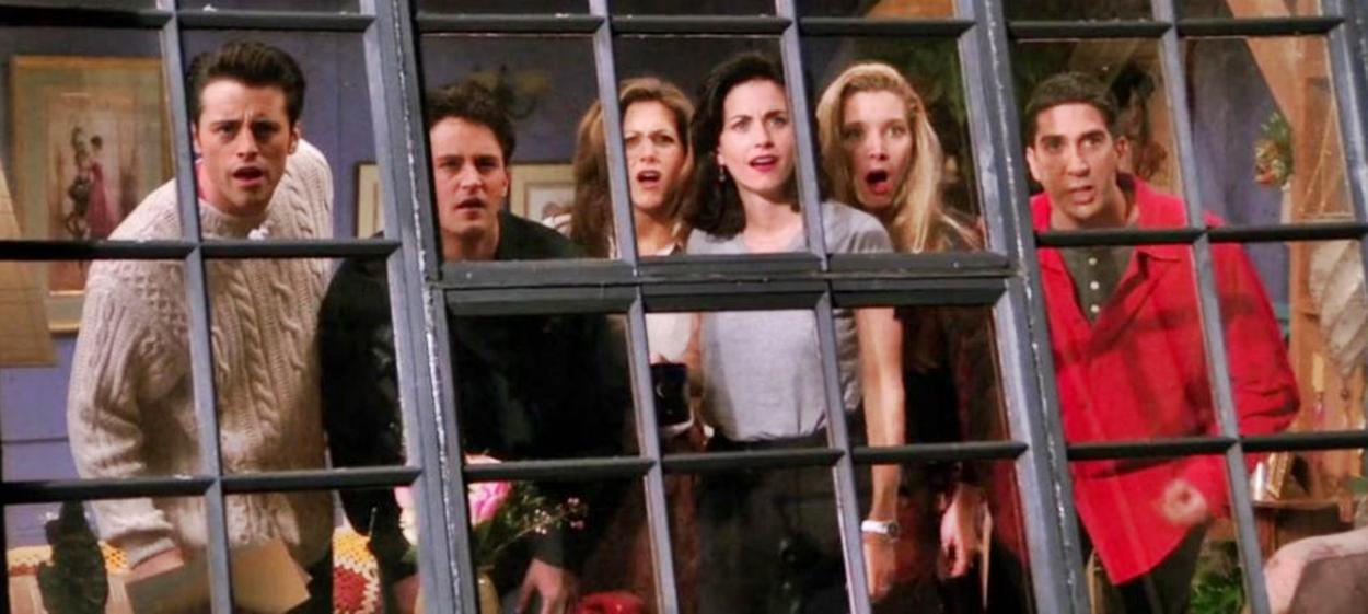 """Atención fans: ¡Hay un principio de acuerdo para el regreso de """"Friends""""! - Radio Cantilo"""