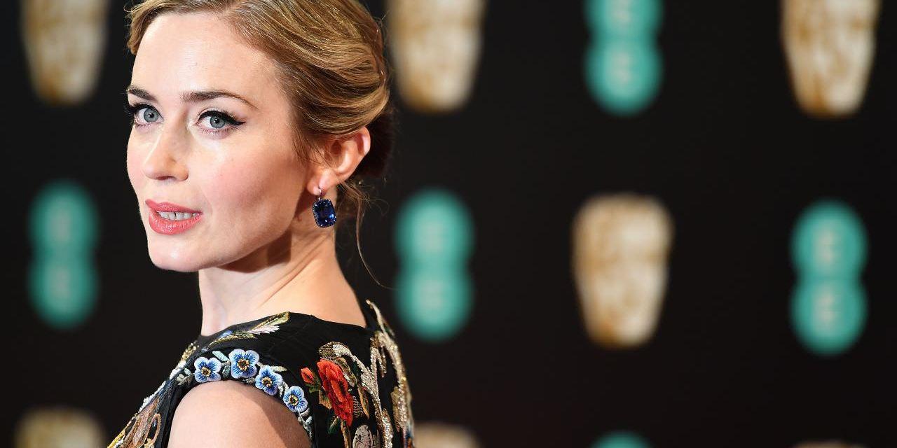 Emily Blunt protagonizará una serie para Amazon - Radio Cantilo