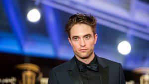 Mirá la primera imagen de Robert Pattinson como Batman