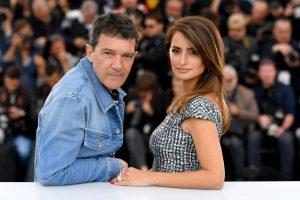 Antonio Banderas y Penélope Cruz protagonizarán una película juntos