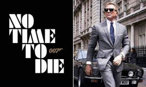"""Salió """"No Time To Die"""", la canción elegida para la nueva peli de James Bond"""